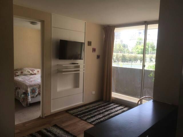 Acogedor Departamento sector Poniente de Santiago - Santiago - Apartment
