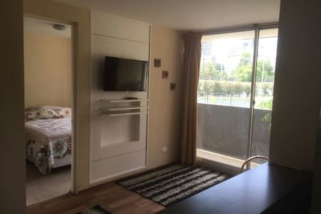 Acogedor Departamento sector Poniente de Santiago - 聖地亞哥 - 公寓