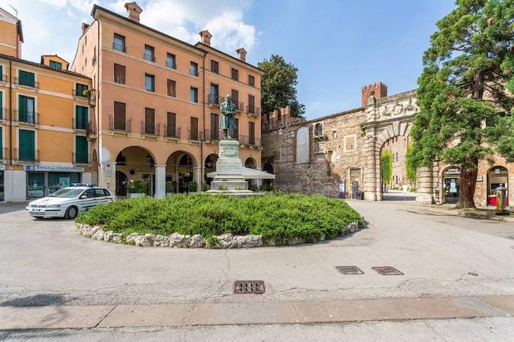 Teatro Olimpico Vicenza - Contrà Canove