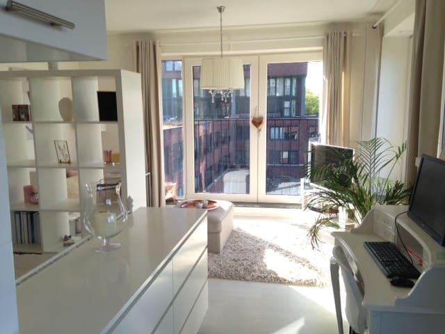 Fancy studio, 10min from Utrecht Central Station - Utrecht - Condominio