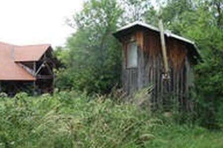 einfache eigenwillige gartenhütte - Völkermarkt - 小屋