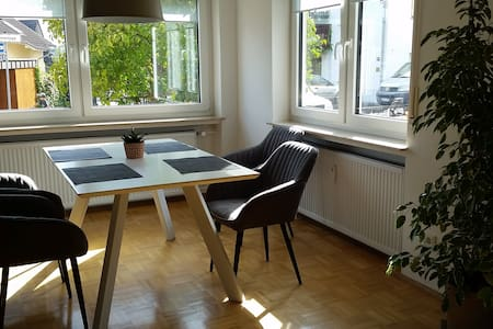 New apartment, located perfectly (Limburg city)