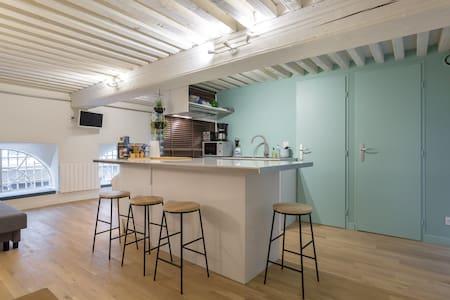 Appartement cosy de caractère - Lyon - Apartment
