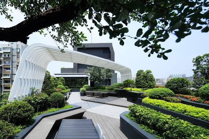 台北市中心-小巨蛋周遭敦北商圈