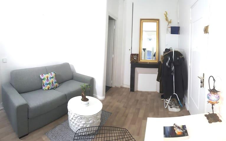Studio cosy proche de Paris - Maisons-Alfort - Apartment