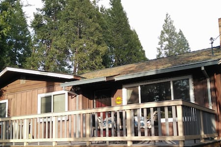 Spacious Cabin - Fully equipped - WiFi included! - Mi-Wuk Village - Cabin