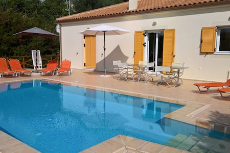 Villa Kokili with private pool/patio - Lourdata - Villa