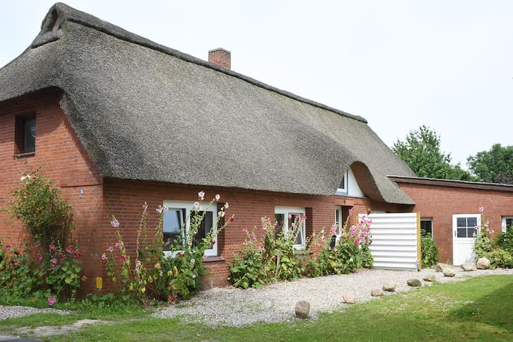 Ostsee Reethus - Appartement Backbord - Kronsgaard - Apartament