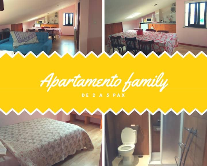 Apartamento de férias para 5 pessoas_Caminha