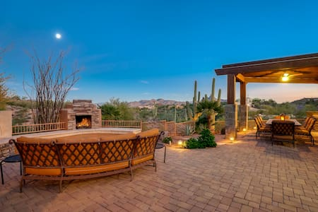 The Refuge of Fountain Hills