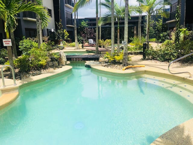 ❤️C1 next 2 Cairns Central 1 bedr apartm free WIFI