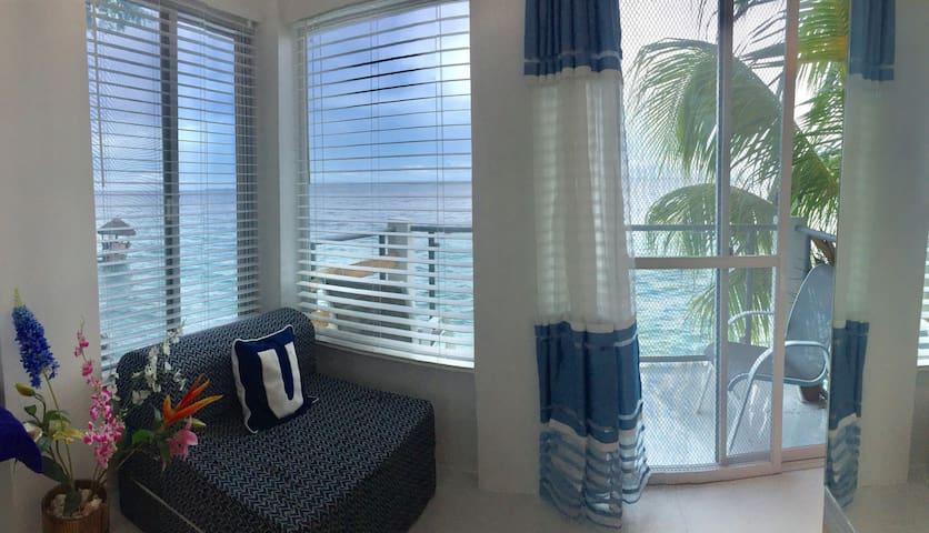 Breathtaking Seaview Suite w/ Balcony