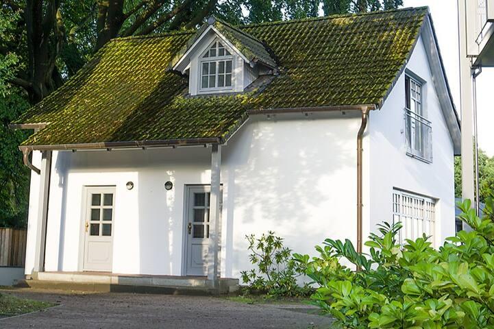 Ferienhaus Specht in Zinnowitz, 300m zum Strand