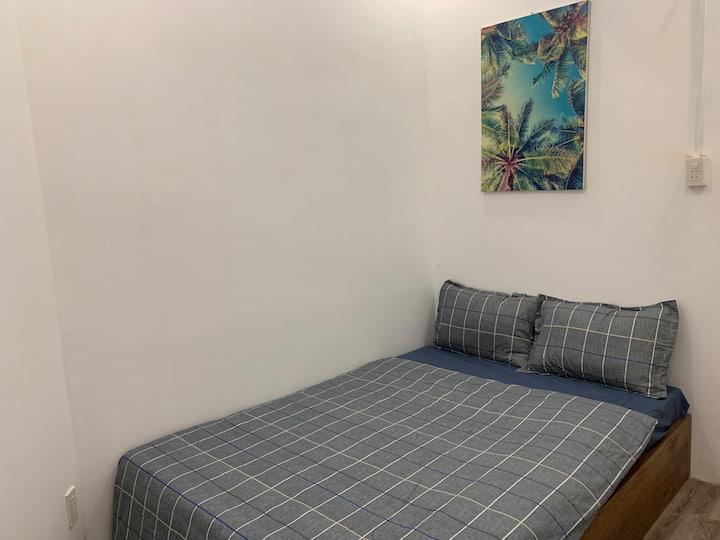 standard double room- 5mins to ninh kieu quay