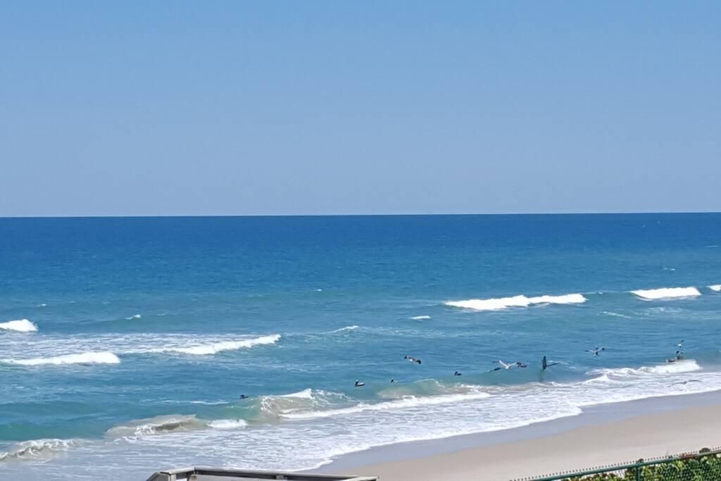 Our beach:)