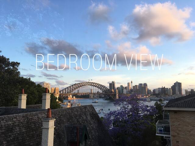 Double Room - Harbour Bridge view