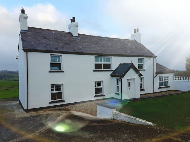 Mourne View Cottage - Lisburn - Hus
