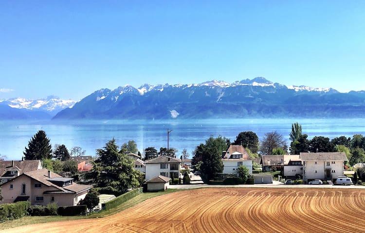 Panoramic Lake View Luxury Equiped