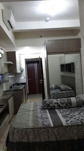 Apartment Murah di Kota Bandung - Arcamanik - Pis