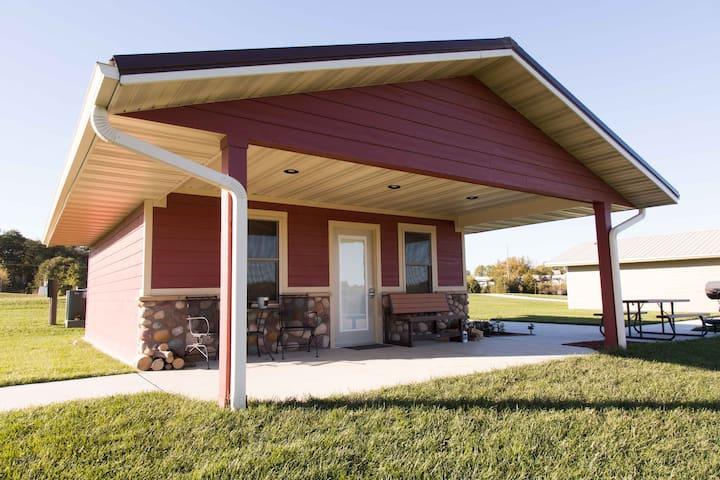 Hidden Falls Cabins & RV Park Cabin #3