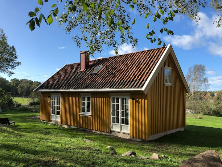 Modern cabin centrally located in Kirkøy, Hvaler