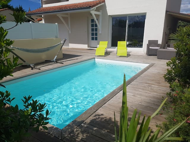 Beautiful holiday home with pool
