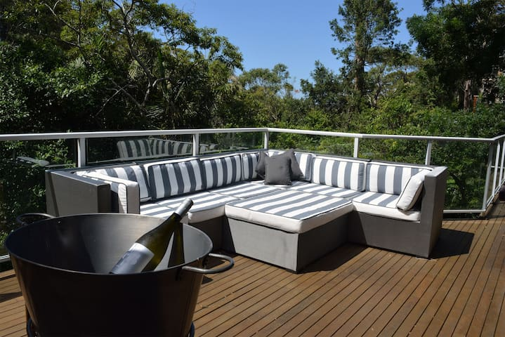 Luxury Avoca Oasis in Treetops