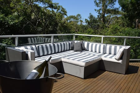 Luxury Avoca Oasis in Treetops - North Avoca