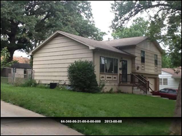 Quiet Neighborhood in Kansas City - Kansas City - Casa