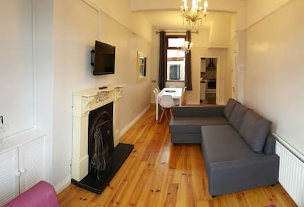 Large city house with 100mb WiFi! - Belfast - House