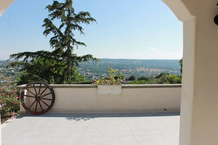 Casina Panorama Sant'Antonio - Selva di Fasano - Appartement