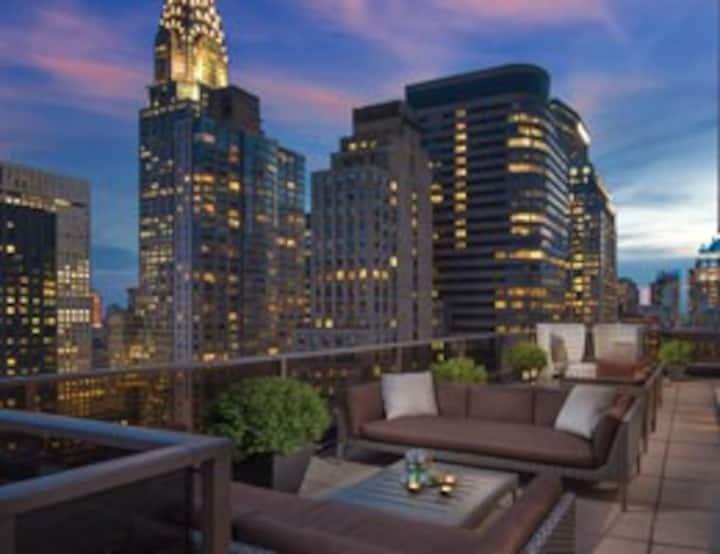 Stuio Suite Wyndham Midtown 45 at New York City