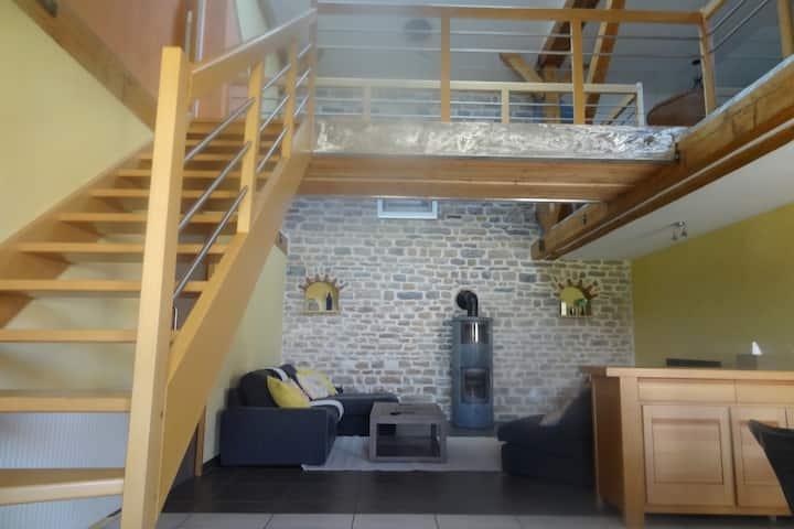 La maison de Gazi  Gîte 4 étoiles