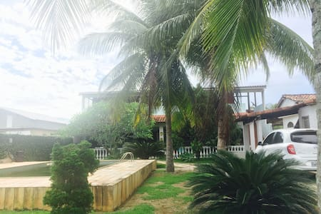 Casa na praia em Jaconé - Saquarema - Saquarema