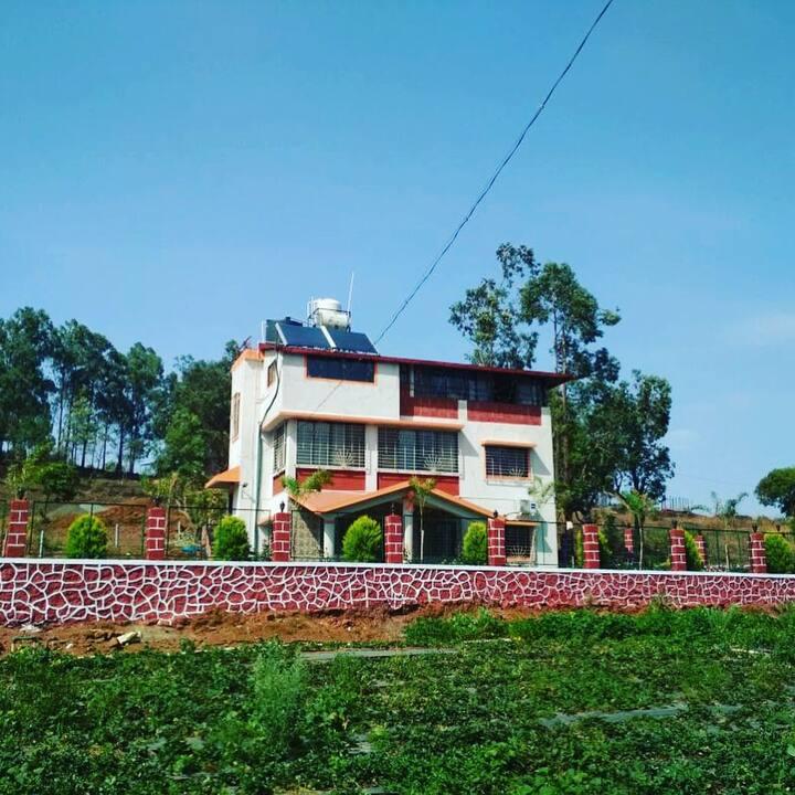 6 BHK Villa at Panchgani