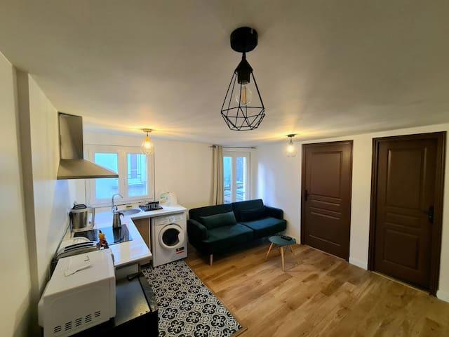 Apartment République Goncourt Metro Line 5, 11 & 2