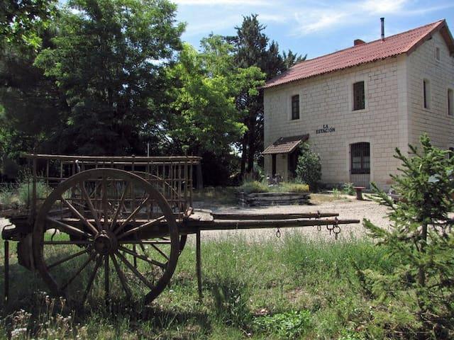 LA ESTACION. CASA RURAL - Zuzones - House