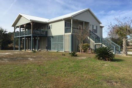Beautiful 5 Bedroom Beach House - Waveland