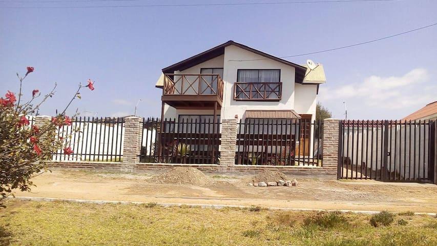 Casa Playa Guanaqueros  para 2 a 10 personas - Guanaqueros - Huis