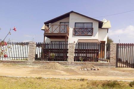 Casa Playa Guanaqueros  para 2 a 10 personas - Guanaqueros
