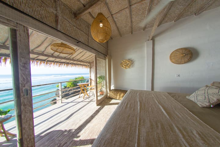 Le Cliff Bali #3: Seaview from your bed!
