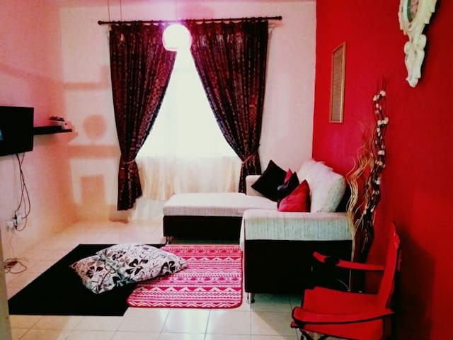 Awanizya's Home at Angkasa Apartment