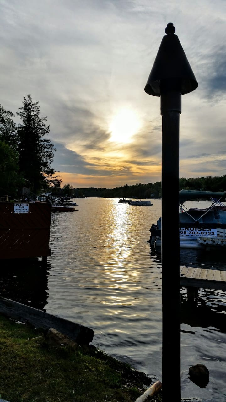 Chasin' the Big City Blues Away + Lake Club Passes