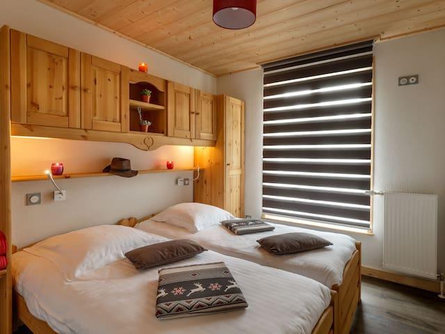 Appartement 3 pièces + cabine - 6 personnes TAV25