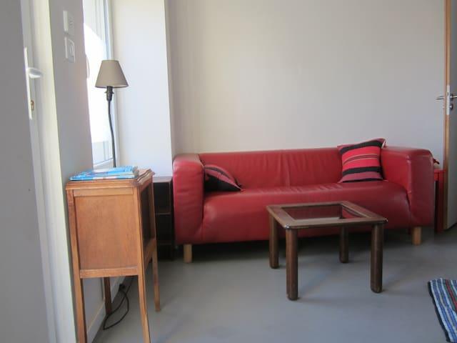 Studio neuf au vert, proche de la mer - Chauve - Appartement