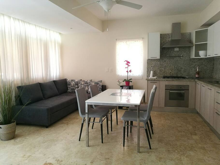 Two Bedroom Apartment At Bellevue Dominican Bay Apartments For Rent In Boca Chica Santo