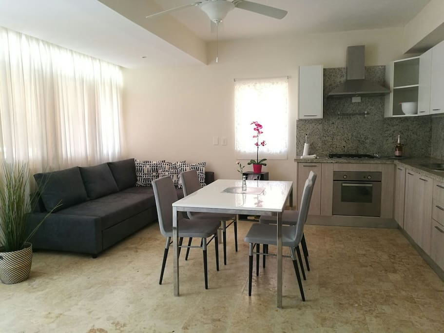 Two bedroom apartment at bellevue dominican bay for One bedroom apartments near ncsu