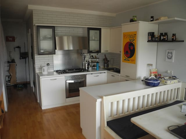 Modern apartment in Bolzano (Summer)