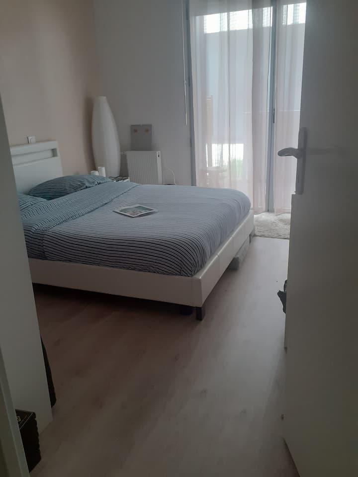 Bordeaux : appartement 2 chambres  centre ville