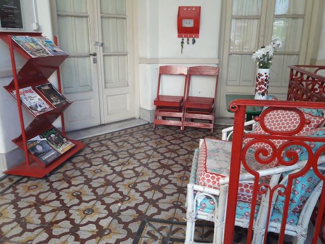 Habitación con vista en Palermo Viejo